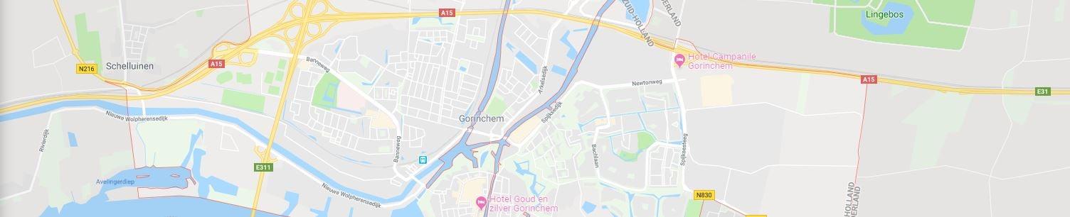 Gornchem maps